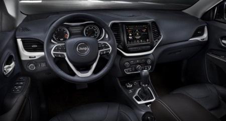 Jeep Cherokee Limited phiên bản 2014